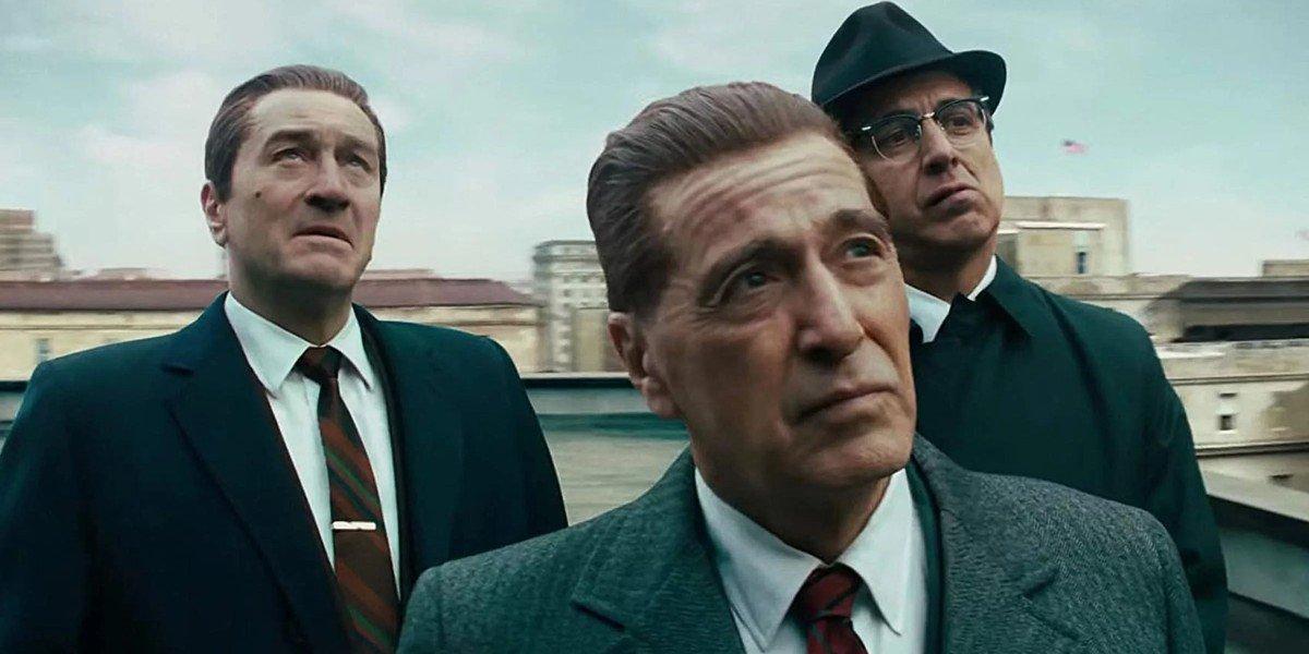 Robert De Niro, Al Pacino, Ray Romano - The Irishman