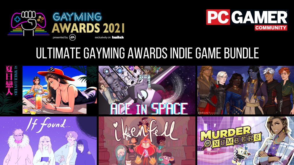 Win the Gayming Awards Indie Game Bundle over on the PC Gamer forums
