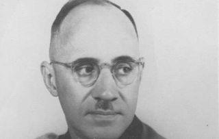Karl Plagge in 1943