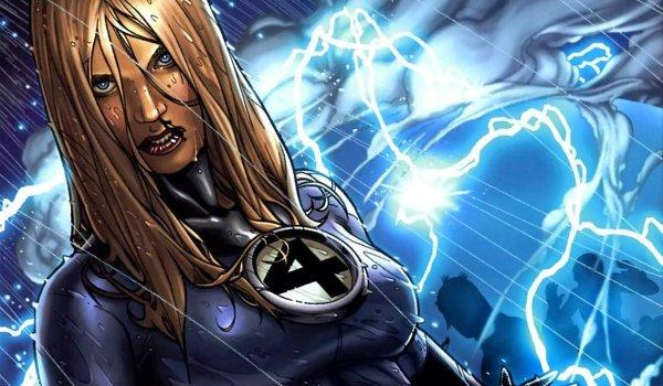 Sue Storm Fantastic Four
