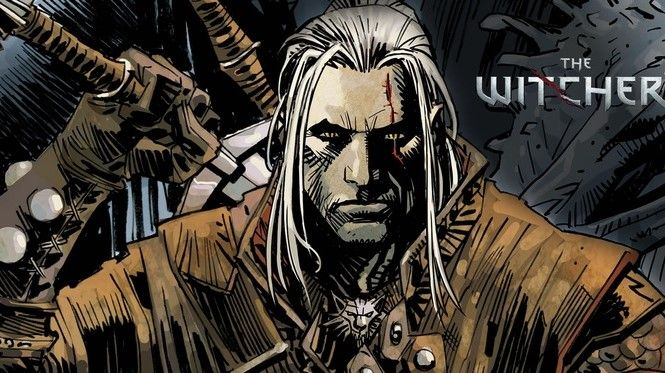 order to read witcher books