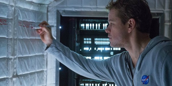 Of Course The Martian Fans Used Math And Science To Solve One Of The Film's Great Mysteries