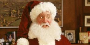 See Tim Allen Go Full Santa Clause For The Holidays