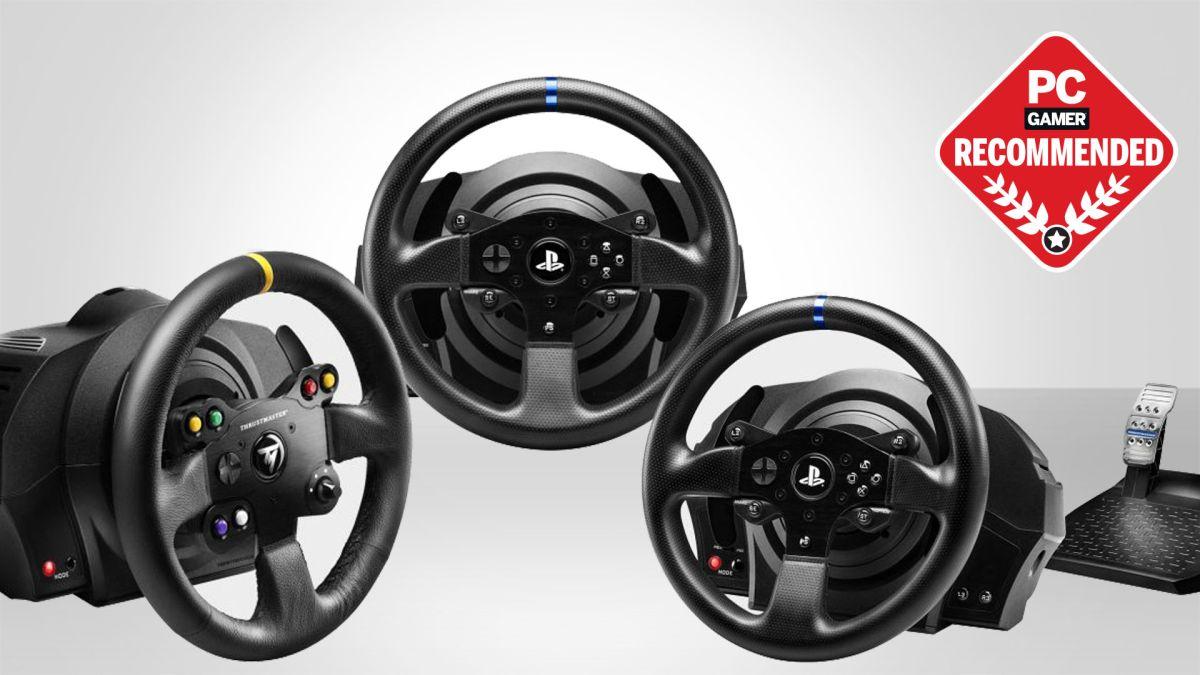 Best Steering Wheel For Pc Gaming For 2020 Pc Gamer
