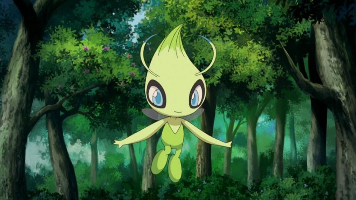 Pokemon Go: Celebi, Jirachi, Deoxys, Smeargle, Clamperl, Huntail, Nincada, Shedinja, and Ninjask datamined