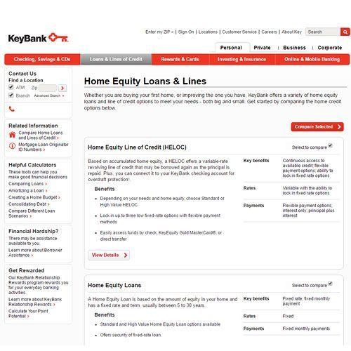 Key Bank Review - Pros, Cons and Verdict | Top Ten Reviews