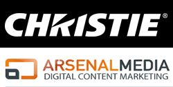 Christie Expands Digital Signage Offerings, Acquires Arsenal Media