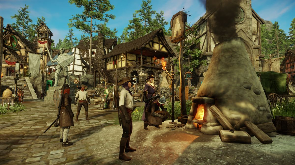 How to fast travel in New World - PC Gamer