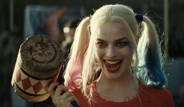 Margot Robbie Suicide Squad Harley Quinn