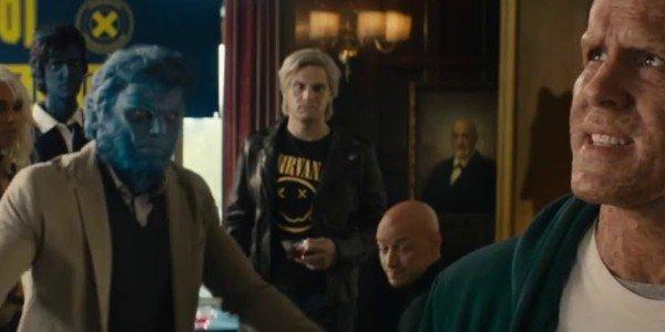 Evan Peters - Deadpool 2