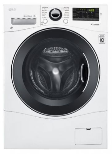 LG Front-Load Washer Review - Pros, Cons and Verdict | Top