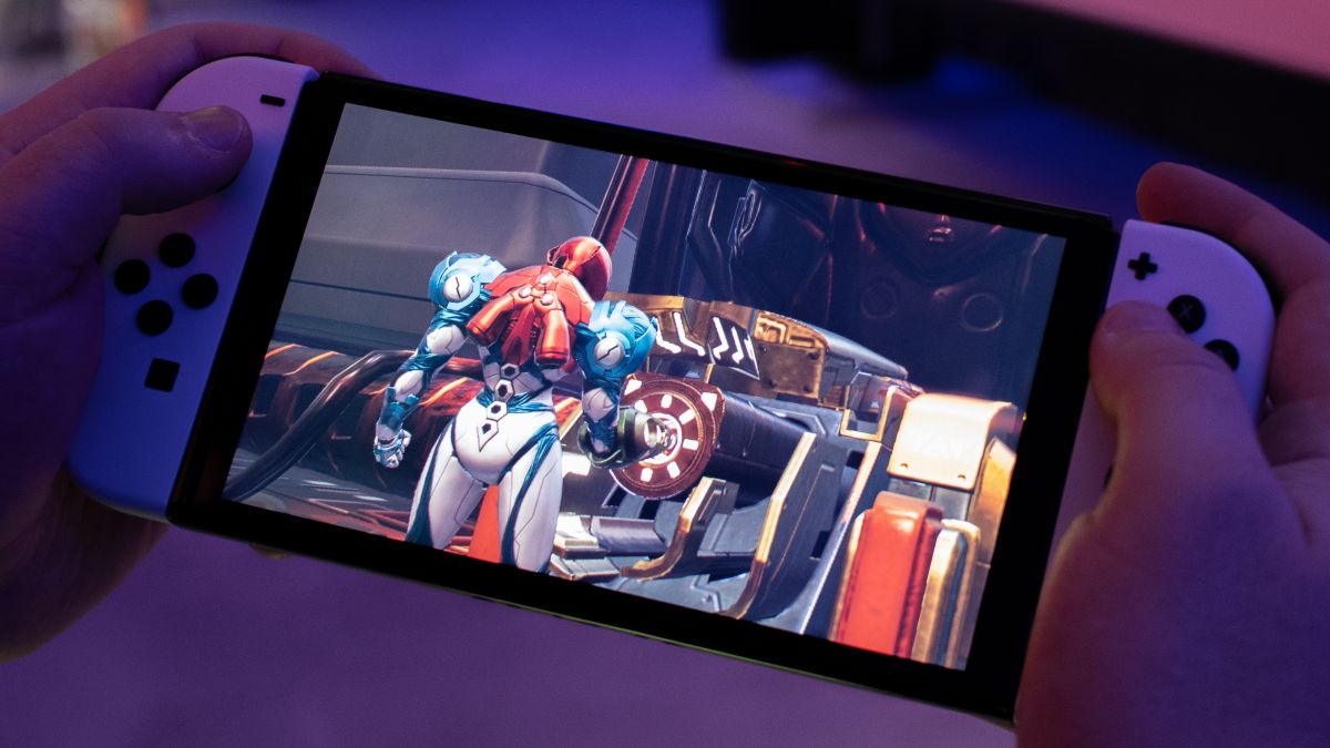 Nintendo Switch OLED bär på en 4K-hemlighet och det hade varit fint med en förklaring