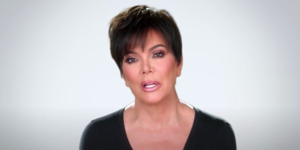 Kris Jenner on Keeping Up with the Kardashians