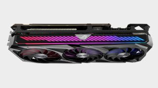 Asus ROG Strix and TUF RX 6000-series graphics cards