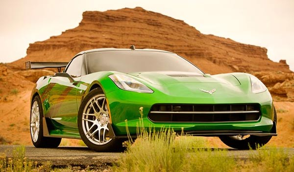 Transformers 4 Corvette
