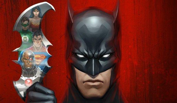 Justice League Doom Poster