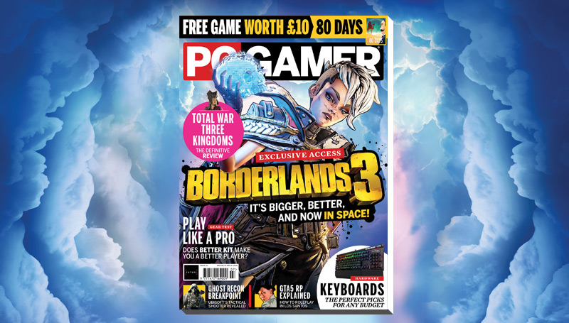 Get a year of PC Gamer magazine on Kindle for less than £10 today | PC Gamer