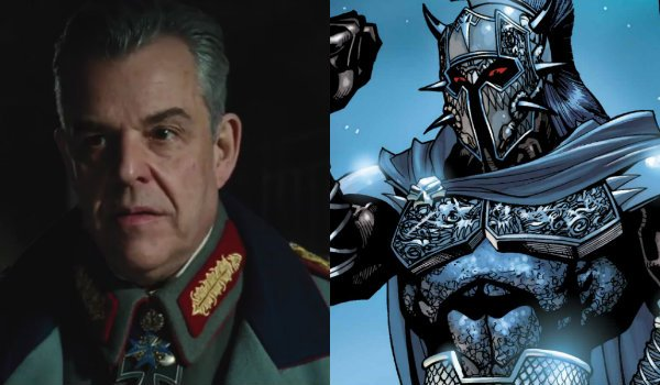 Danny Huston Erich Ludendorff Ares