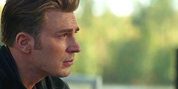 Captain America in Avengers Endgame