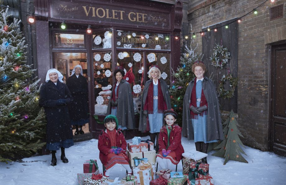 Call the Midwife Christmas TV Guide 2020