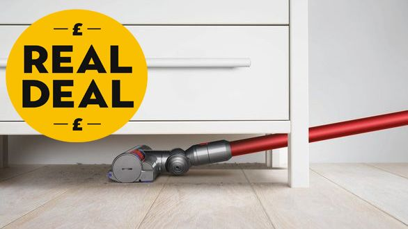 Oh, hello! Prime Day may be over, but we've just found £79 off a cordless Dyson vacuum | Real Homes