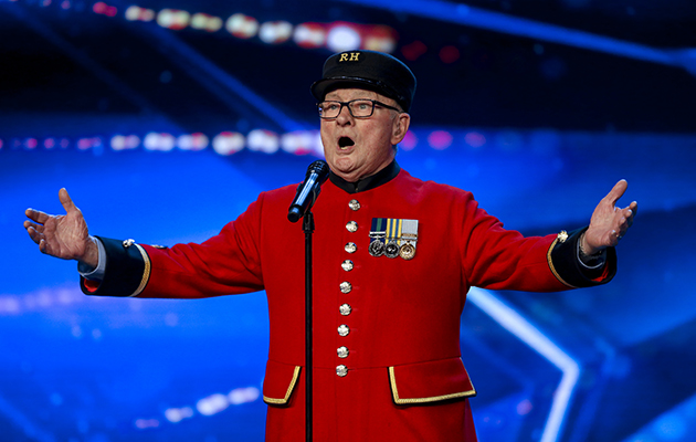 Colin Thackery BGT audition