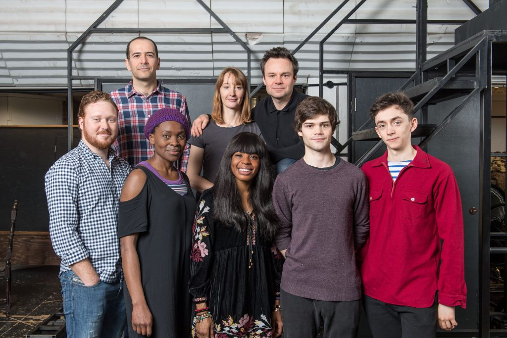 Harry Potter and the Cursed Child new cast