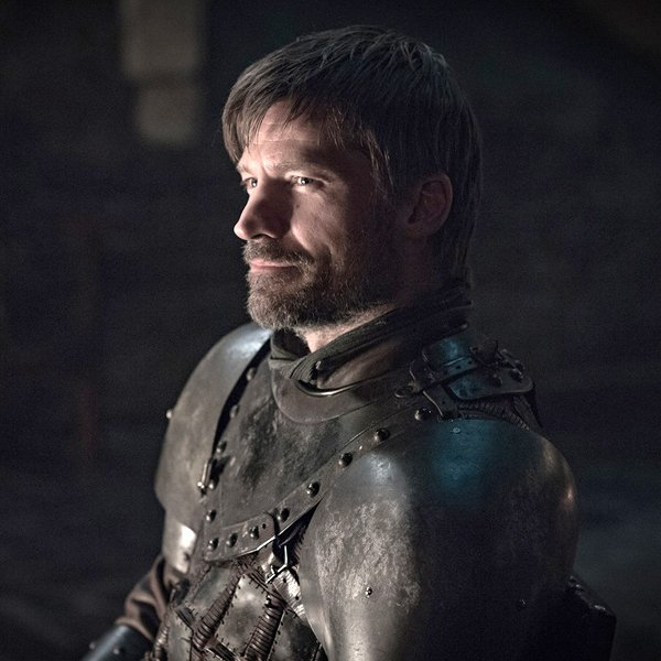 Nikolaj Coster-Waldau as Jaime Lannister in Game of Thrones Season 8 Episode 1 Helen Sloan/HBO