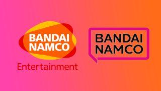 A comparison of the two Bandai Namco logos.