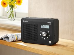 Pure updates One Classic Series II with Listen Later feature
