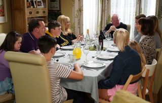 EastEnders Phil Mitchell Sharon Mitchell and the family