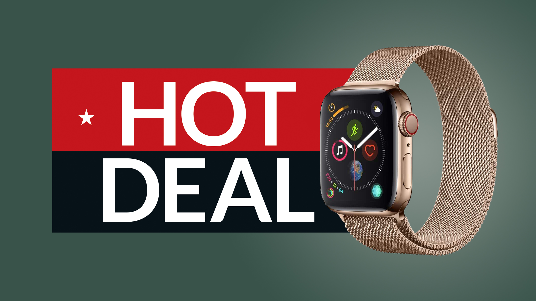Best Apple Watch Series 4 deals Apple Watch offers