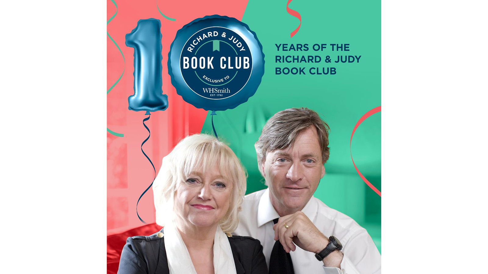 Richard Madeley judy finnigan book club