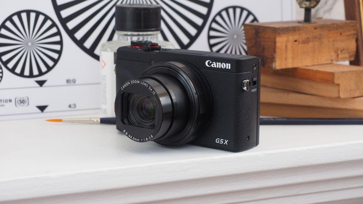 Recensione Canon PowerShot G5 X Mark II
