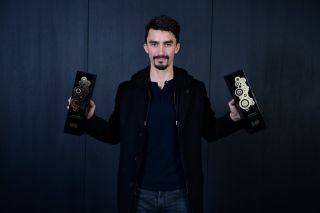 Julian Alaphilippe won the 2019 Velo d'or prize