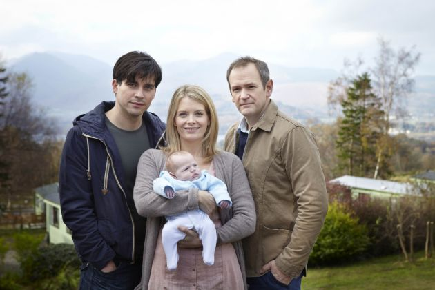 Rob James-Collier gets real in Love Life