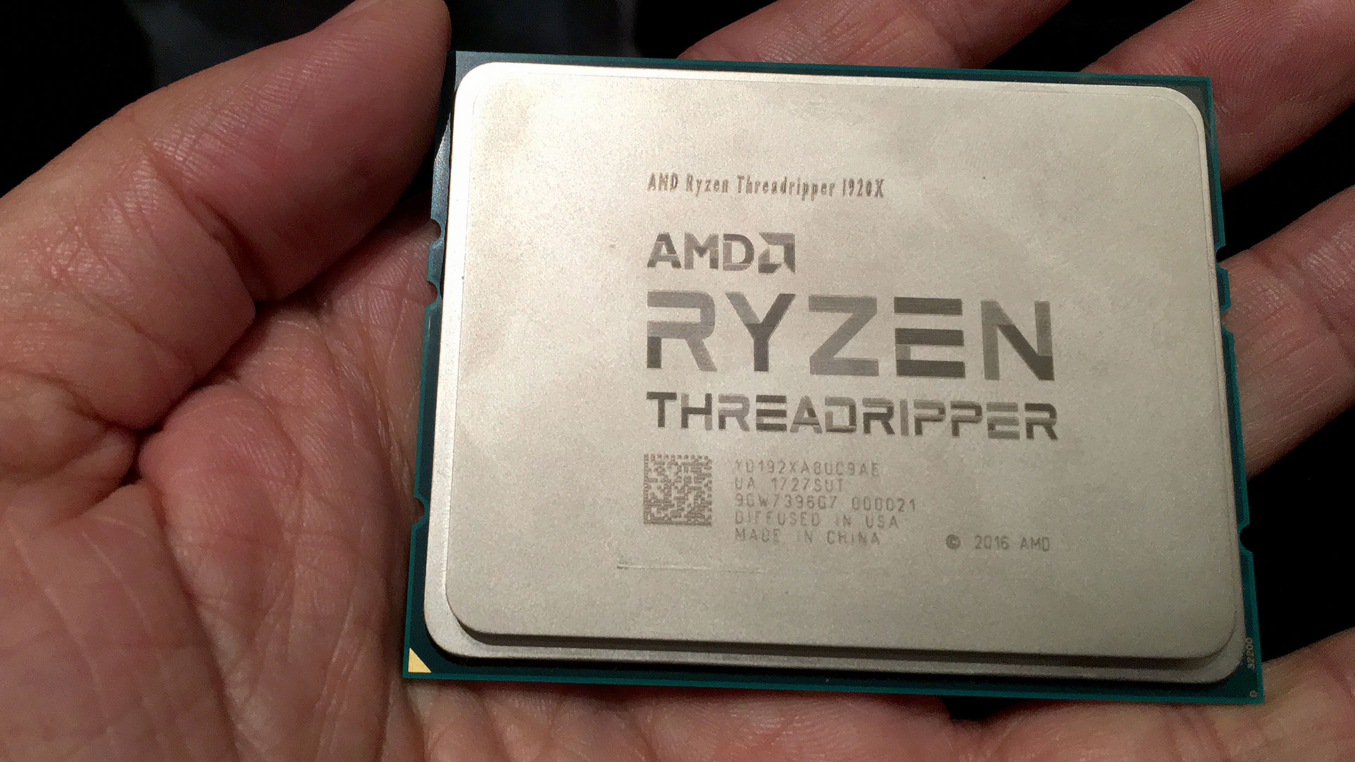 Threadripper 1900X joins the HEDT party, priced at $549 | PC Gamer