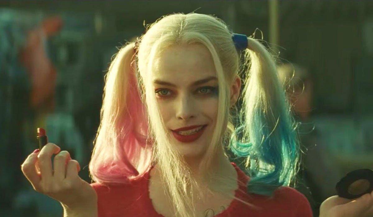 Harley Quinn looking sassy.