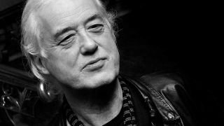 Jimmy Page in 2009
