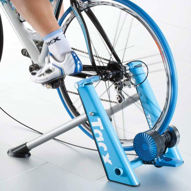 Tacx Blue Matic Folding trainer