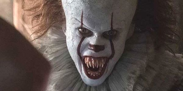Pennywise in It Chapter Two