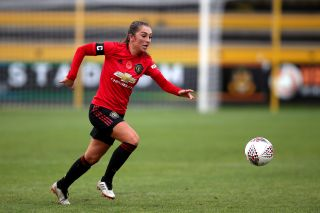 Everton v Manchester United – The FA Women's Continental League Cup – Haig Avenue