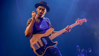 Marcus Miller: my 13 essential bass albums