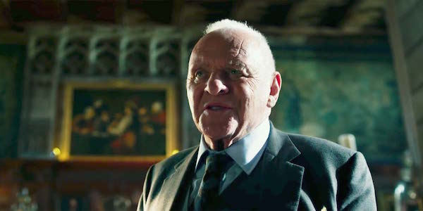 Anthony Hopkins in Transformers: The Last Knight