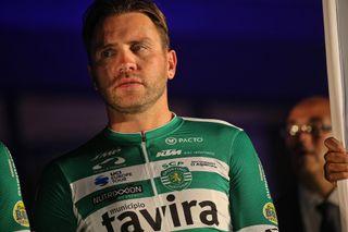 Rinaldo Nocentini (Taviria) at the teams presentation of the 2019 Vuelta a San Juan