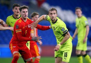Wales v Czech Republic – FIFA World Cup 2022 – European Qualifying – Group E – Cardiff City Stadium