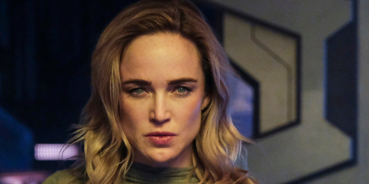 legends of tomorrow season 5 sara blind the cw