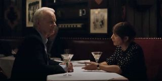 Bill Murray and Rashida Jones in On the Rocks trailer