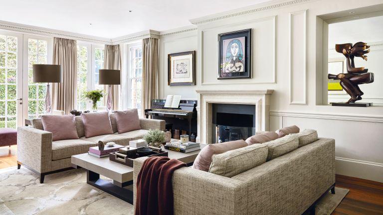 neutral living room ideasa