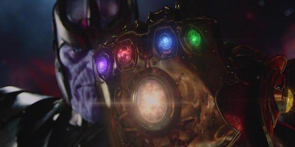 Thanos Infinity Gauntlet Infinity War Avengers